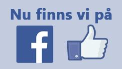Nu finns på Facebook