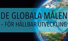 De globala målen - för hållbar utveckling