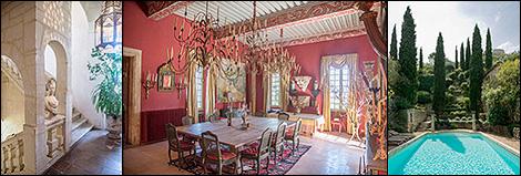 Slottsmiljö