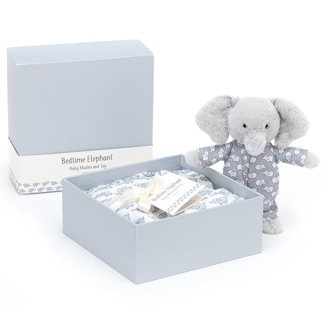 Bedtime Elephant presentlåda