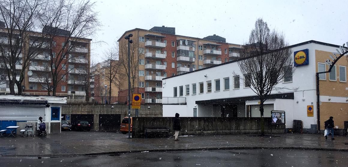Skårby Gränd