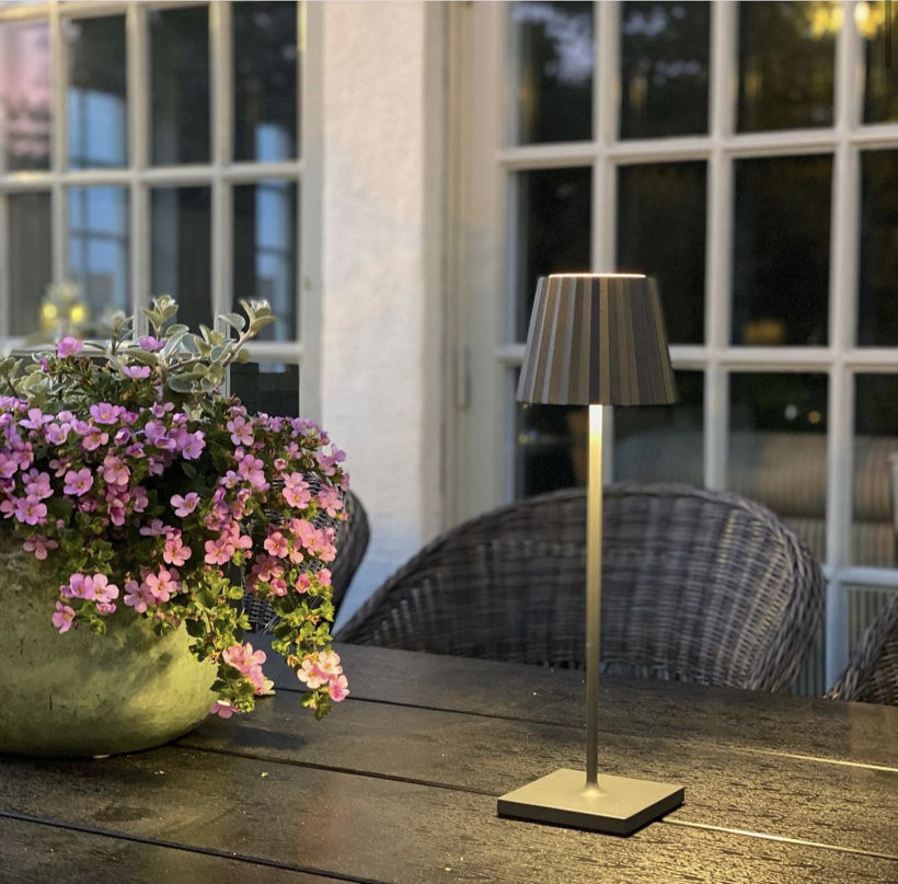 Lampa Lucy Antracit