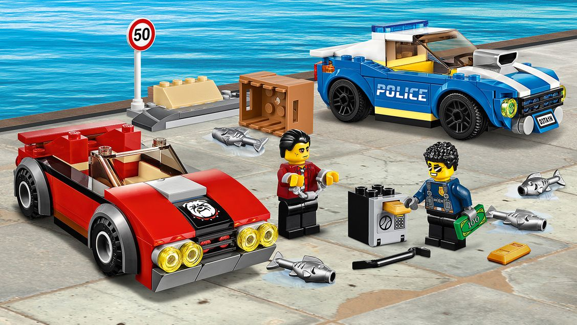 Prenumerera på LEGO City