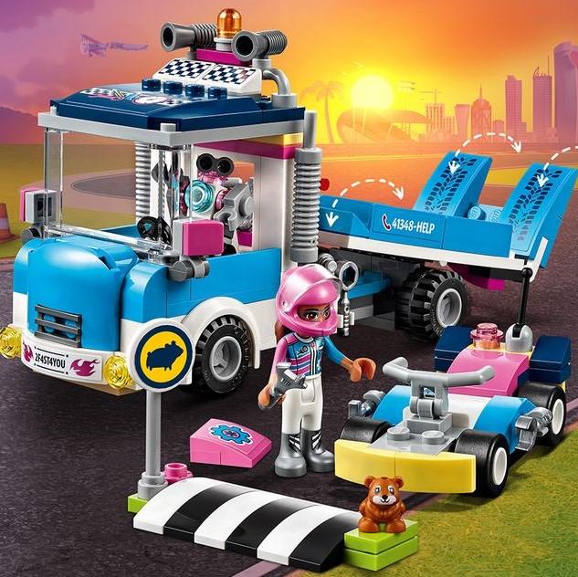 LEGO Friends 41348 Service- och Underhållsbil