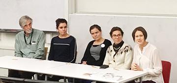 Panel career seminar KTH