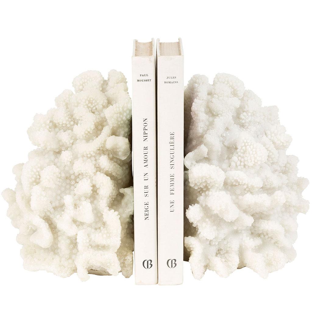 Bokstöd Coral