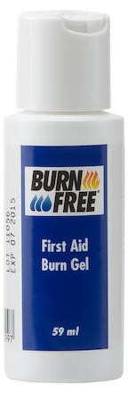 Burn Free Gel