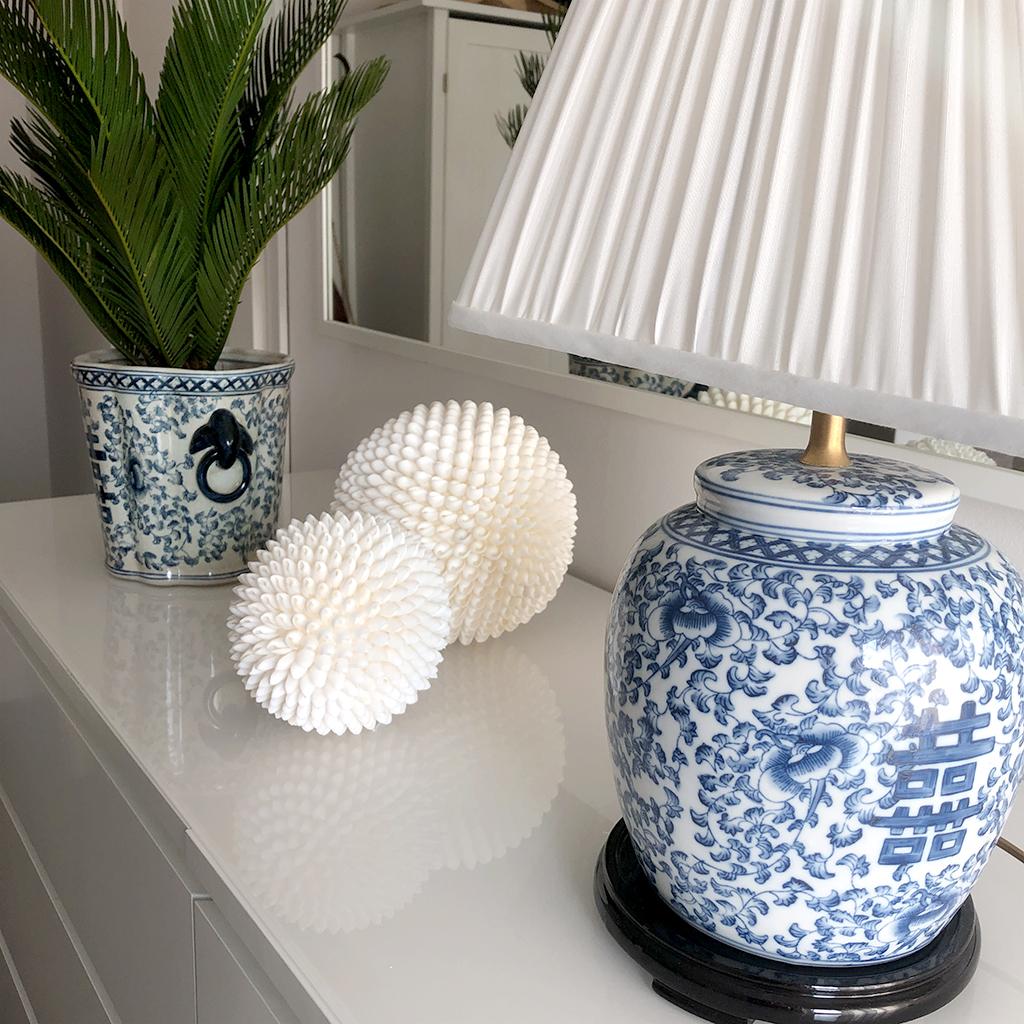 Kinesisk lampskärm