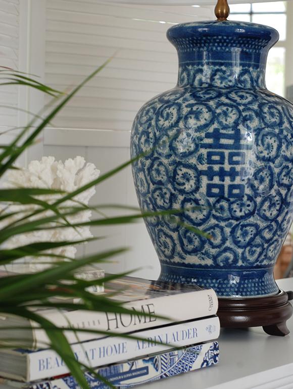Kinesisk lampfot
