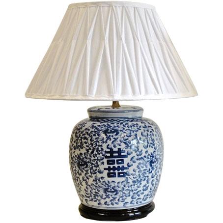 Kinesisk lampfot.
