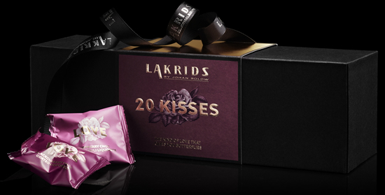 Lakrids 20 Kisses