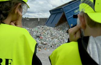 Hållbar utveckling - Återvinning Glasförpackningar