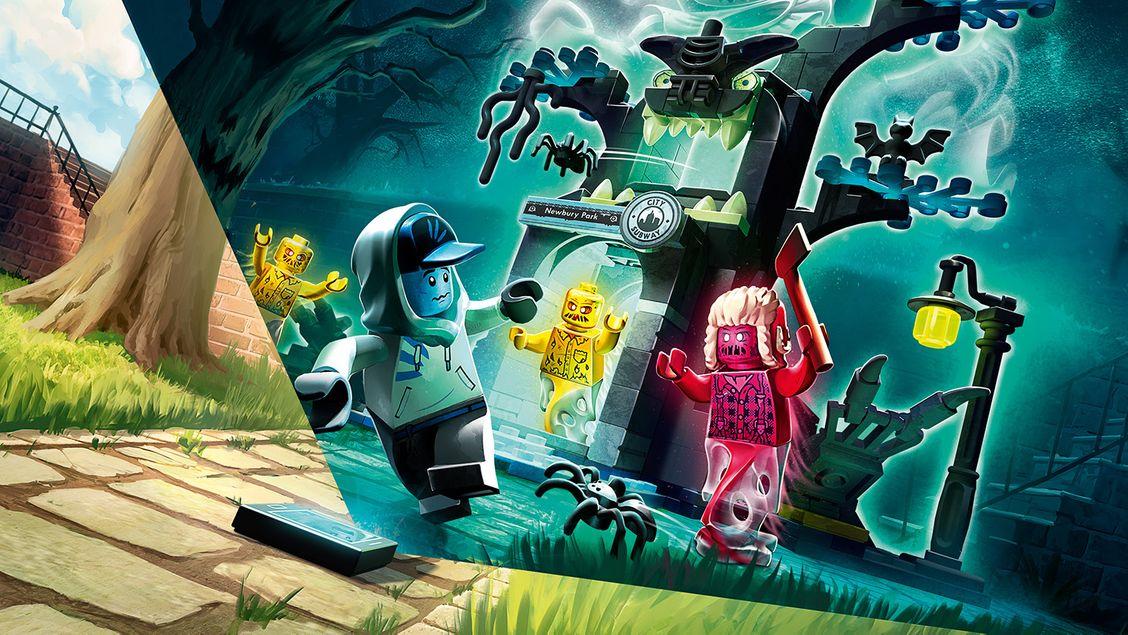 Prenumerera på LEGO Äventyr