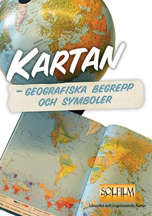Kartan - geografiska begrepp och symboler