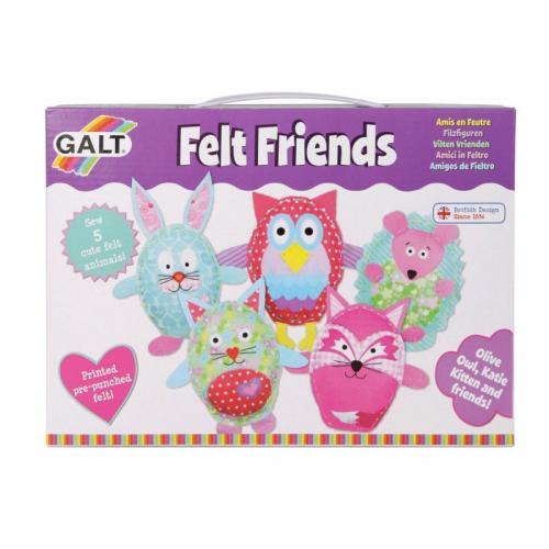 Felt Friends