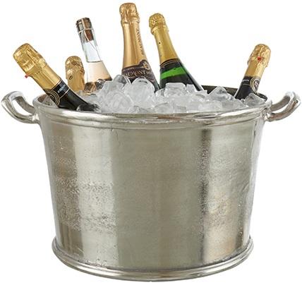 Stor champagnekylare