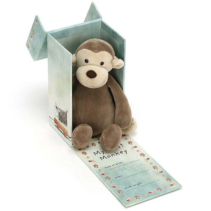 Presentset, My first Monkey