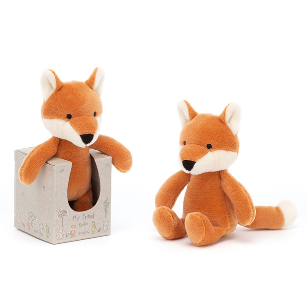 Skallra, My Friend fox