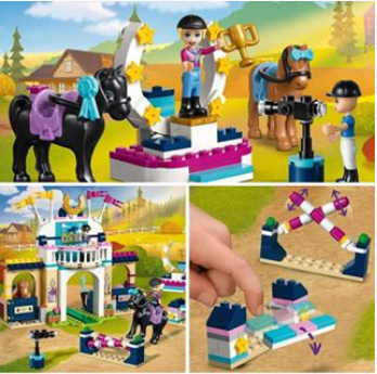 LEGO Friends 41367 Stephanies Hästhoppning