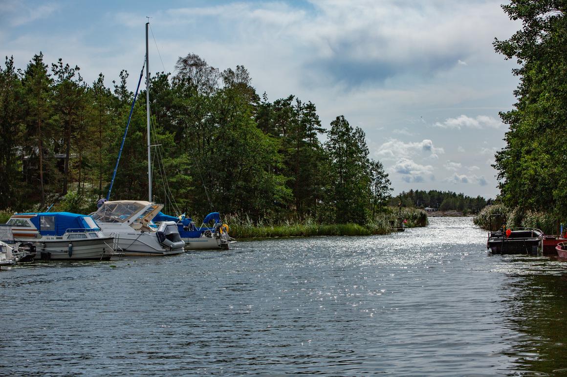 Lillängshamnen