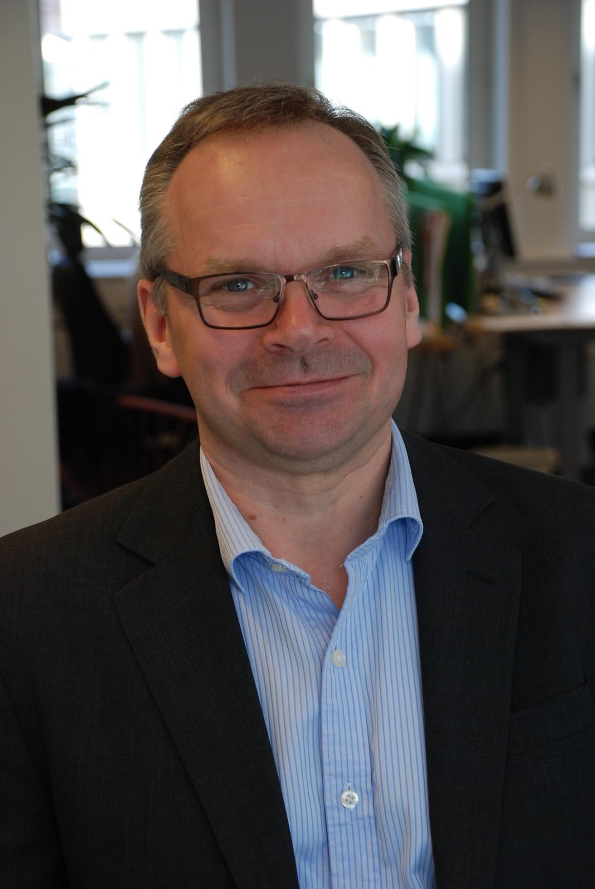 Ekonomi- och finansanalytiker Pekka Kääntä