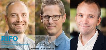 Robert Lagerström, Kristian Pietras, Gabriel Skantze