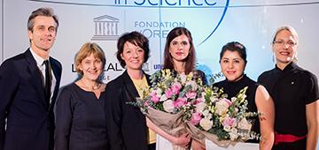 For Women in Science 2019