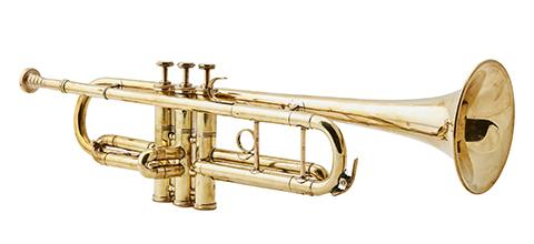 Dekorativ trumpet
