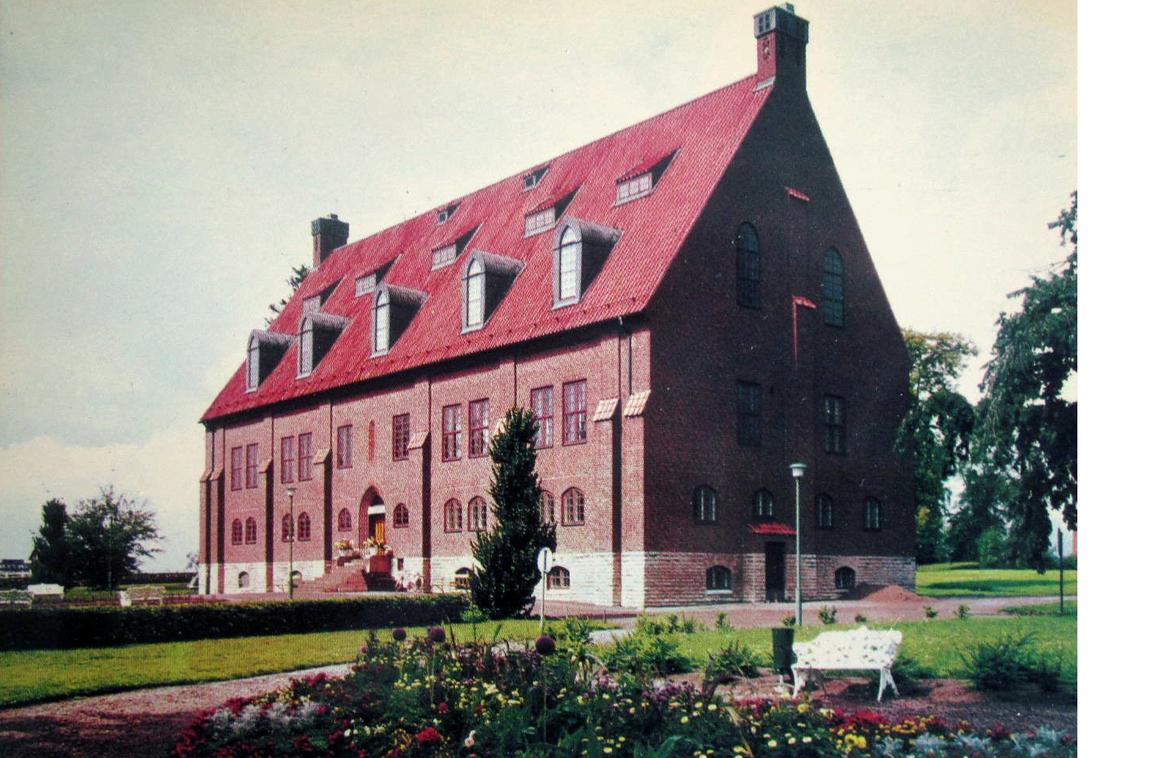 Museet 100 år