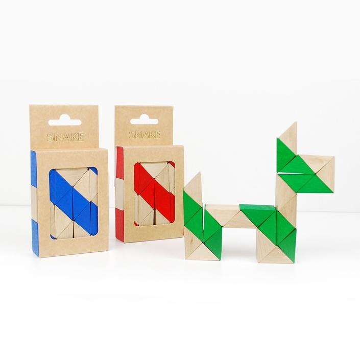Rubikormar i trä