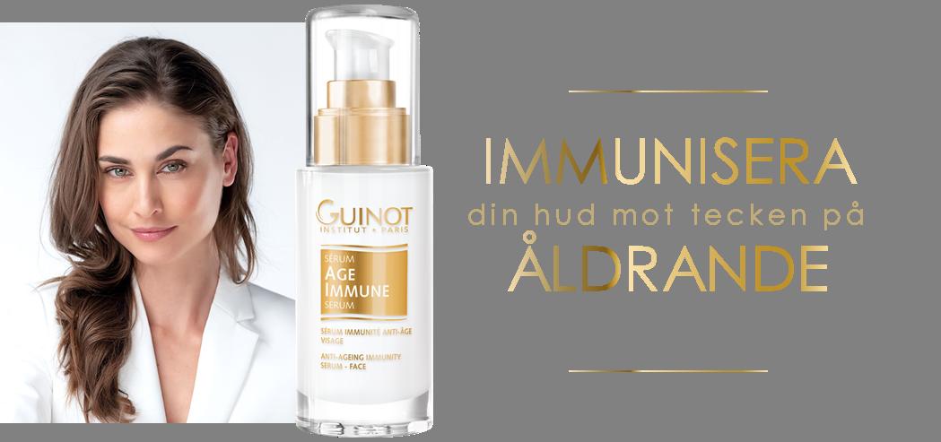 Age Immune Serum - stärker och aktiverar hudens egna immunsystem.