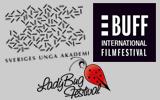 SUA, BUFF. LBF logos