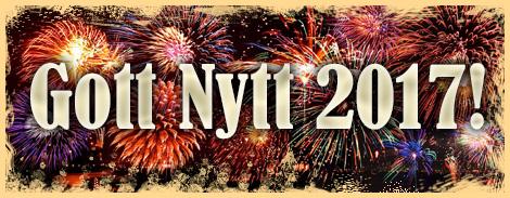 Gott Nytt 2017!
