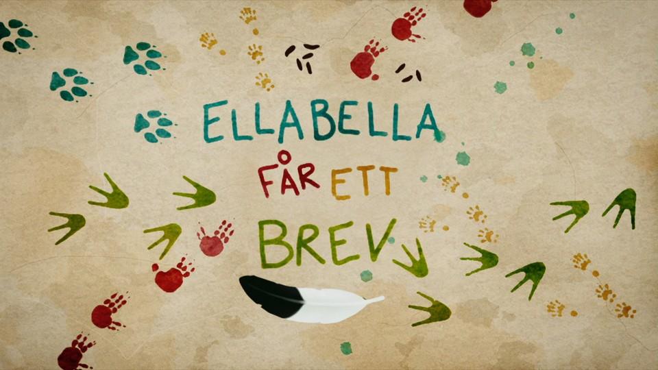 Ellabella får ett brev