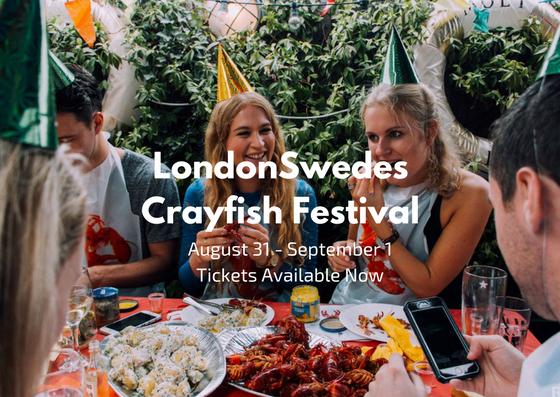Crayfish Festival