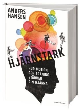 Bokomslag till Anders Hansens bok Hjärnstark