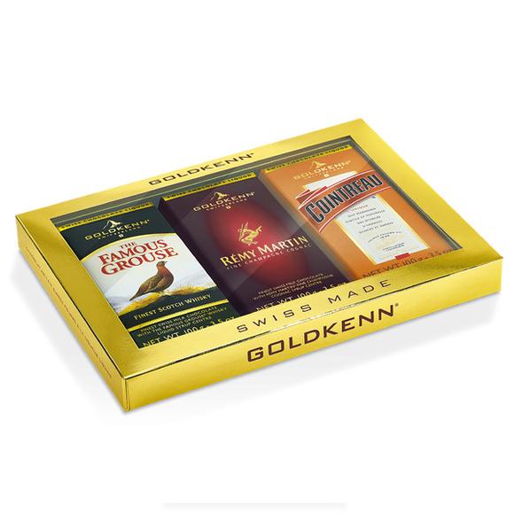 Ninasmat Goldkenn Choklad