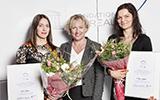 Julia Uddén, Helene Hellmark Knutsson, Kirsten Leistner