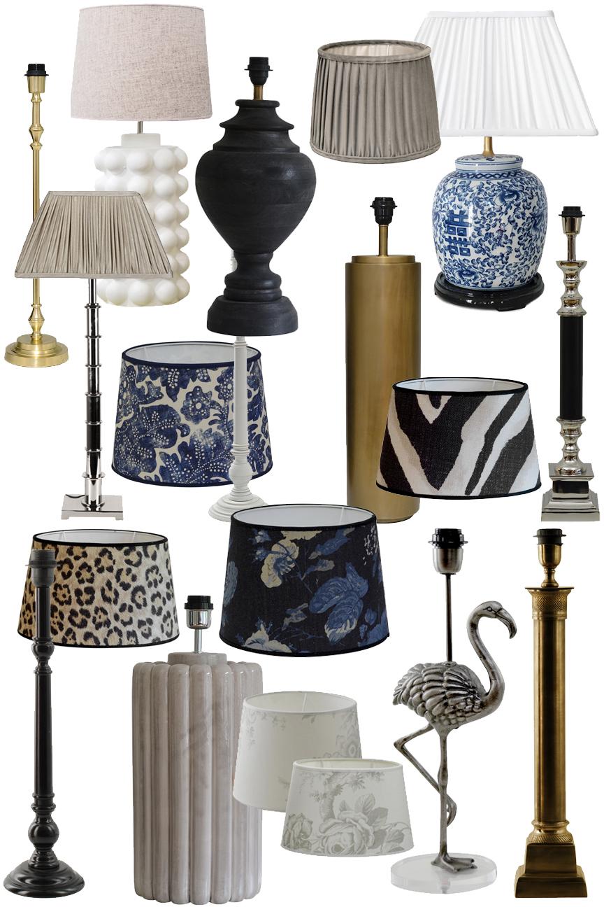 Lampor och Lampskärmar